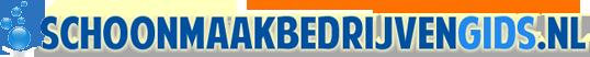 Logo van Schoonmaakbedrijvengids.nl